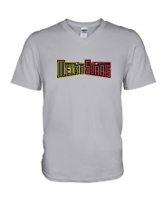 New York - New Jersey MetroStars V-Neck T-Shirt thumbnail