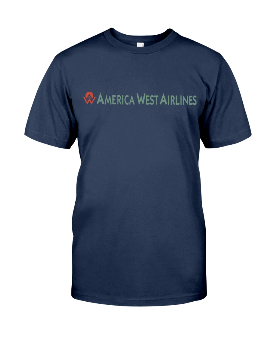 America West Airlines Classic T-Shirt