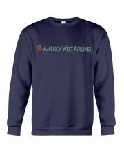 America West Airlines Crewneck Sweatshirt thumbnail