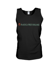 America West Airlines Unisex Tank thumbnail