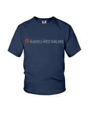 America West Airlines Youth T-Shirt thumbnail