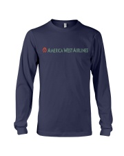 America West Airlines Long Sleeve Tee tile