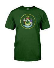 Great Seal of the State of Maine Classic T-Shirt front