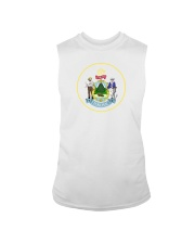 Great Seal of the State of Maine Sleeveless Tee thumbnail