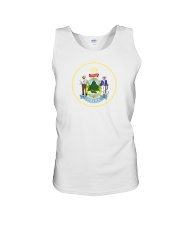 Great Seal of the State of Maine Unisex Tank thumbnail