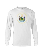 Great Seal of the State of Maine Long Sleeve Tee thumbnail