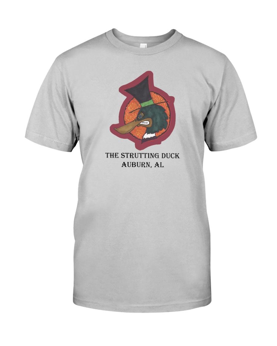 The Strutting Duck - Auburn Alabama Classic T-Shirt
