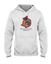 The Strutting Duck - Auburn Alabama Hooded Sweatshirt thumbnail
