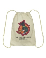 The Strutting Duck - Auburn Alabama Drawstring Bag thumbnail