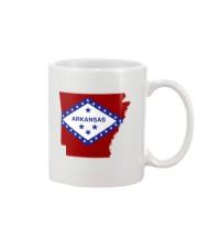 State Flag of Arkansas Mug thumbnail