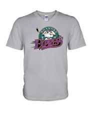 Roanoke Express V-Neck T-Shirt thumbnail