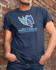 Salt Lake Stallions Classic T-Shirt apparel-classic-tshirt-lifestyle-26