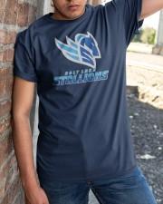Salt Lake Stallions Classic T-Shirt apparel-classic-tshirt-lifestyle-27