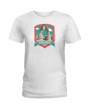 Arches National Park Ladies T-Shirt thumbnail