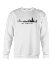 The San Francisco Skyline Crewneck Sweatshirt thumbnail
