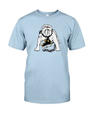 Long Beach Ice Dogs Classic T-Shirt front