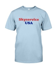 Skyservice USA Classic T-Shirt front