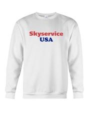 Skyservice USA Crewneck Sweatshirt thumbnail