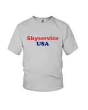 Skyservice USA Youth T-Shirt thumbnail