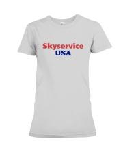 Skyservice USA Premium Fit Ladies Tee thumbnail