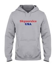 Skyservice USA Hooded Sweatshirt thumbnail