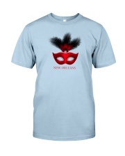 New Orleans - Mardi Gras Classic T-Shirt front
