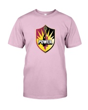 New York Power Classic T-Shirt front