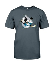 Cleveland Barons Classic T-Shirt front