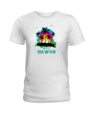 Hawaii Ladies T-Shirt thumbnail