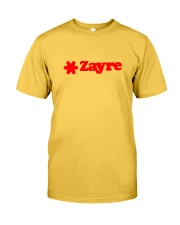 Zayre Classic T-Shirt front