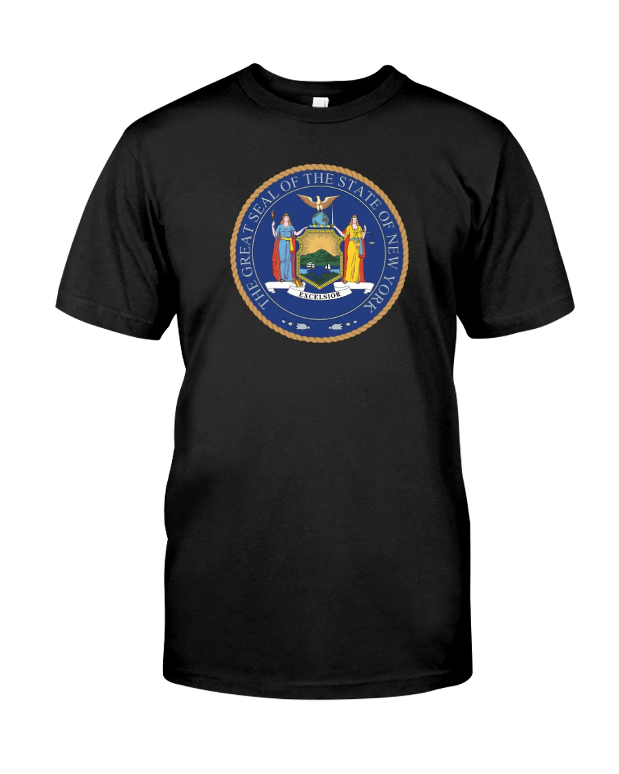 Great Seal of the State of New York Classic T-Shirt