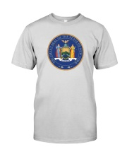 Great Seal of the State of New York Premium Fit Mens Tee thumbnail