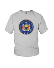 Great Seal of the State of New York Youth T-Shirt thumbnail