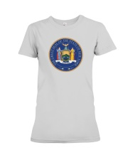 Great Seal of the State of New York Premium Fit Ladies Tee thumbnail