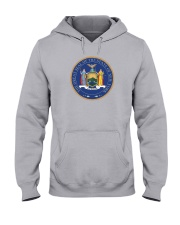 Great Seal of the State of New York Hooded Sweatshirt thumbnail