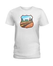 Route 66 Ladies T-Shirt thumbnail