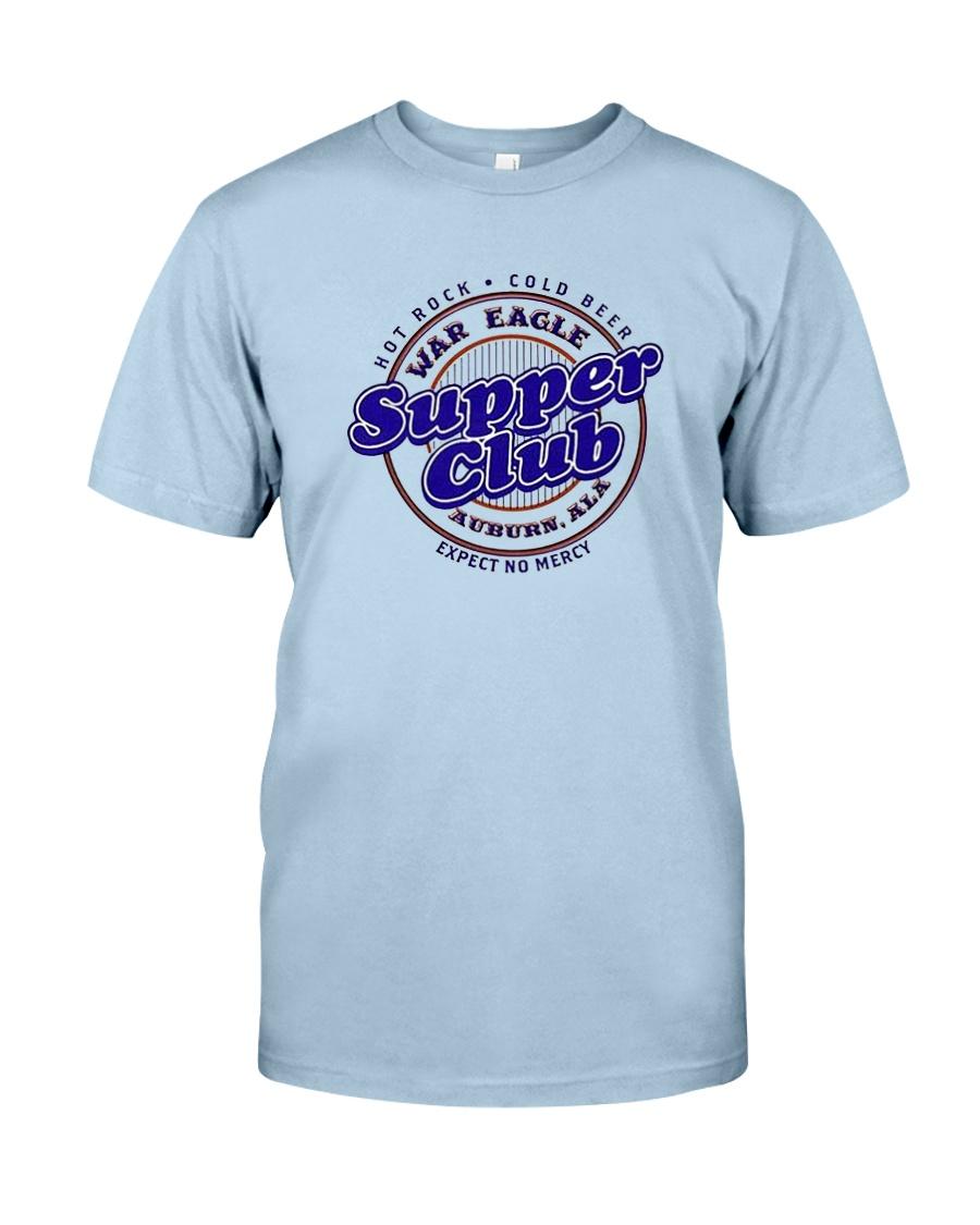 War Eagle Supper Club - Auburn Alabama Classic T-Shirt