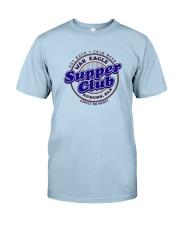 War Eagle Supper Club - Auburn Alabama Classic T-Shirt front
