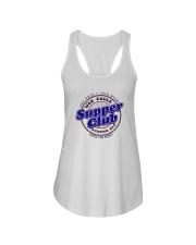 War Eagle Supper Club - Auburn Alabama Ladies Flowy Tank thumbnail