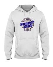 War Eagle Supper Club - Auburn Alabama Hooded Sweatshirt thumbnail