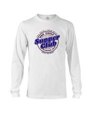 War Eagle Supper Club - Auburn Alabama Long Sleeve Tee thumbnail