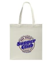War Eagle Supper Club - Auburn Alabama Tote Bag thumbnail