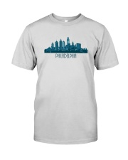 The Philadelphia Skyline Premium Fit Mens Tee thumbnail