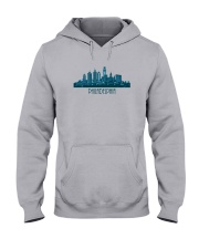 The Philadelphia Skyline Hooded Sweatshirt thumbnail