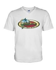 Calico Jack's - Gainesville Florida V-Neck T-Shirt thumbnail
