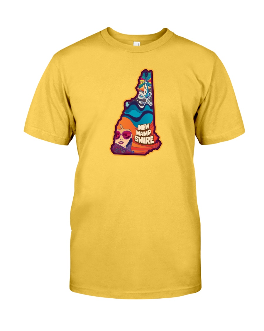 New Hampshire Classic T-Shirt