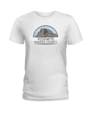 Madera County - California Ladies T-Shirt thumbnail