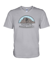 Madera County - California V-Neck T-Shirt thumbnail