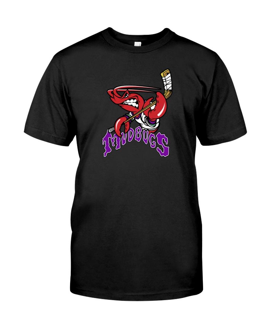 Bossier-Shreveport Mudbugs Classic T-Shirt