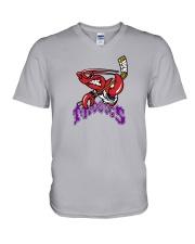 Bossier-Shreveport Mudbugs V-Neck T-Shirt thumbnail